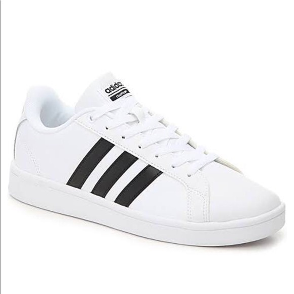 Adidas zapatos ventaja neo cloudfoam zapatilla poshmark